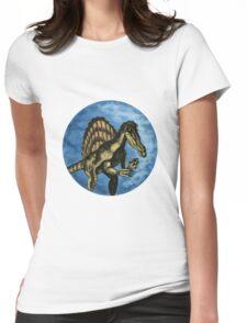 Spinosaurus Womens Fitted T-Shirt