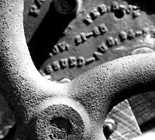 Grinder Wheel by Michael  Herrfurth