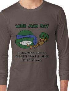 Wise Man Say - Leader Long Sleeve T-Shirt