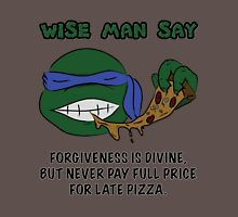 Wise Man Say - Leader T-Shirt
