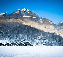 Salzburg -  Königssee by Gavin Poh