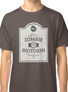 Zombie Biotoxin Label Classic T-Shirt