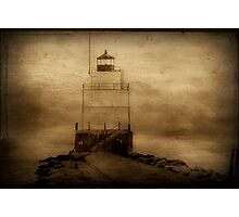 Light of the sea...Manitowac Breakwater Lighthouse © Photographic Print