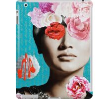 Rose Berry Splash iPad Case/Skin