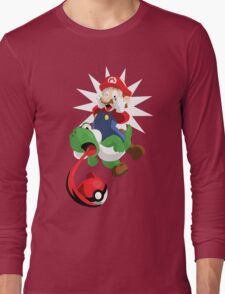 Gotta Eat Them All! Long Sleeve T-Shirt
