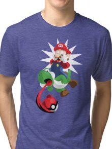 Gotta Eat Them All! Tri-blend T-Shirt