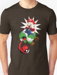 Gotta Eat Them All! Unisex T-Shirt