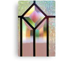 Color through glass Canvas Print