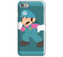 Mario (Cotton Candy) - Super Smash Bros.  iPhone Case/Skin