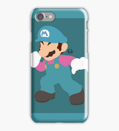 Mario (Cotton Candy) - Super Smash Bros.  iPhone Case/Skin