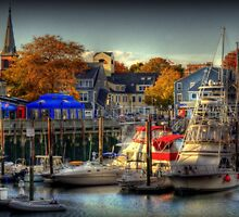 The Harbor by Monica M. Scanlan