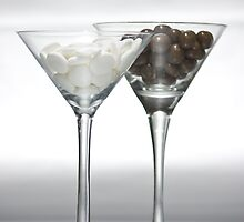 Drinks - Choctail and Mintini by GhostStalker