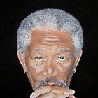 Morgan, up close. by Gary Fernandez
