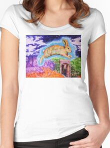 Transition II Women's Fitted Scoop T-Shirt