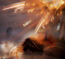 mental traffic by kseniada