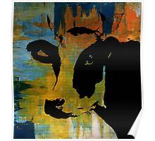 COW Art Jumbo Poster