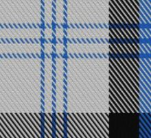 00483 Gillies Dress Blue Clan Tartan Sticker