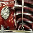 38 Ford - Standard Coupe by Betty Maxey