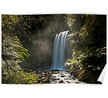 Hopetown Falls in the Otway National Park Poster