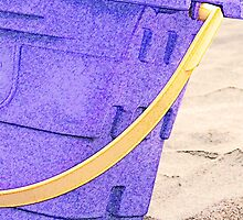 bucket in the sand by tego53