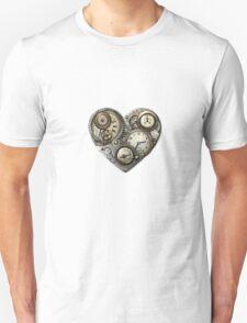 Heartstone Steampunk T-shirt Unisex T-Shirt