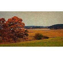 Ipswich Landscape Photographic Print