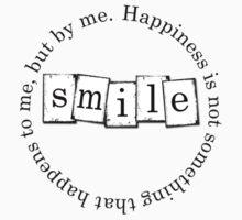 Smile by Melanie Moor