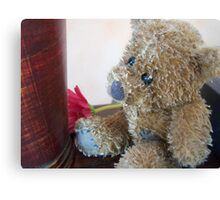 My Teddy Bear! Canvas Print
