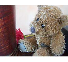 My Teddy Bear! Photographic Print