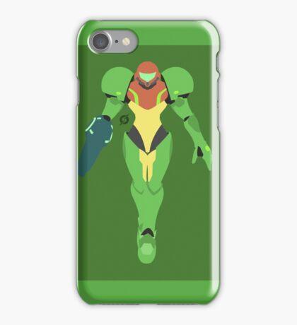 Samus (Green Suit) - Super Smash Bros. iPhone Case/Skin