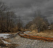 Rounding the bend by Judi Taylor