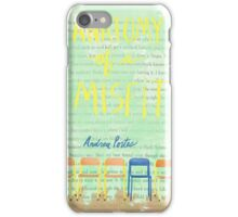 Anatomy of a Misfit Cover iPhone Case/Skin
