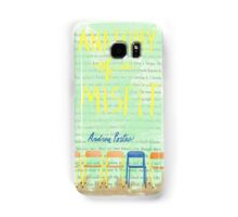 Anatomy of a Misfit Cover Samsung Galaxy Case/Skin