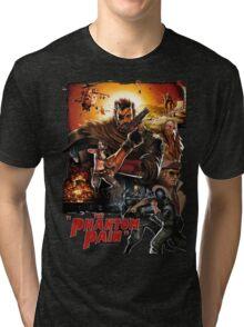 MGSV- Phantom Pain Tri-blend T-Shirt