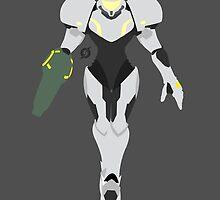 Samus (Light Suit) - Super Smash Bros. by samaran