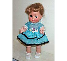 "My 1956 Nancy Ann ""Little Debbie"" Doll Photographic Print"