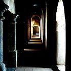 Antigua Hallway 3 by juando