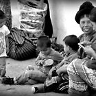 Guatemalan People by juando