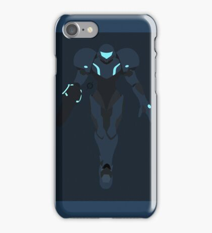 Samus (Dark Samus) - Super Smash Bros. iPhone Case/Skin