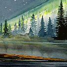 Northern Lights by loralea