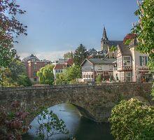 Kettwig, Germany by jaysalt