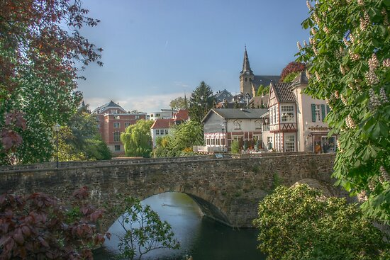Kettwig, Germany by jaysalt