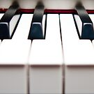 Piano keys ... by InfotronTof