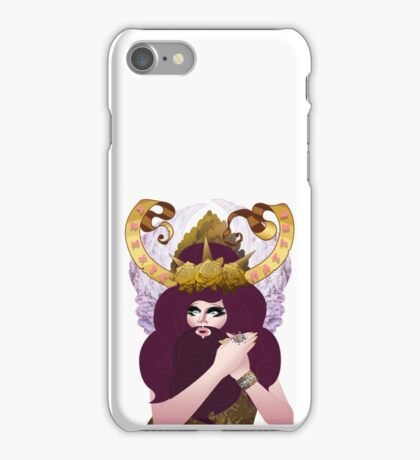 Trixie Mattel - Rupaul's Drag Race iPhone Case/Skin