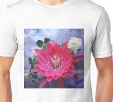 Roses Are White, Cactus is Rose... Unisex T-Shirt