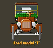 1908 Cabriolet Ford Model T  T-Shirt