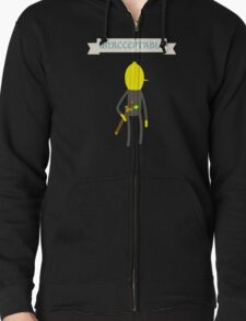 Earl of Lemongrab Unacceptable T-Shirt