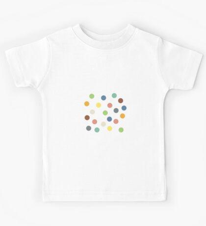 Hippy polka dots Kids Tee