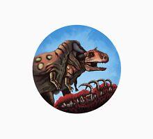 Dinosaur Cannibalism Unisex T-Shirt