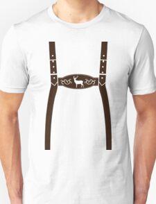 Oktoberfest - Lederhosen Unisex T-Shirt